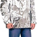 7oz Aluminized PBI Coat