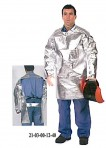 16oz Aluminized Rayon Surgeons Coat