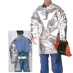 14oz Aluminized Carbon Kevlar Surgeons Coat