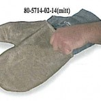 36oz Vertex Mitten, 2Ply Vertex, AMBI, Wool Lined With Aramid Palm Patch