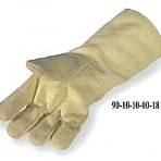 22oz Kevlar Glove: Wool Lined, Full Kevlar Double Palm
