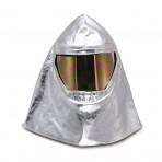 Aluminized Beekeeper Style (331 Series) 8&#8243; x 12&#8243; Visor