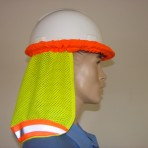 Arc Flash Neck Shade