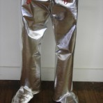 Aluminized Hip Leggings