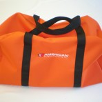 Orange Kit Bag