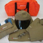 40 Cal Norfab 32″ Jacket and Bib Overall Kit