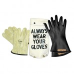 Class 00 (500 Volt) Rubber Insulating Glove Kit