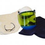 Arc Flash Hat and Hood Complete Kit