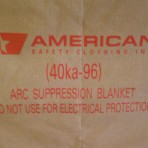 40 Ka Arc Suppression Blankets