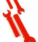 Totally Insulated Single Ended Metric Wrenches